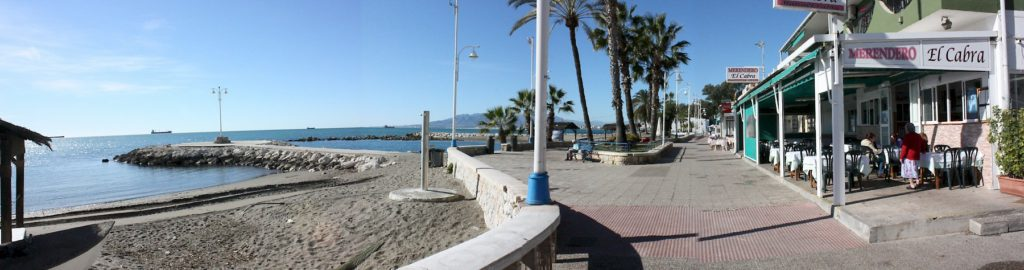 Playa de Pedregalejo