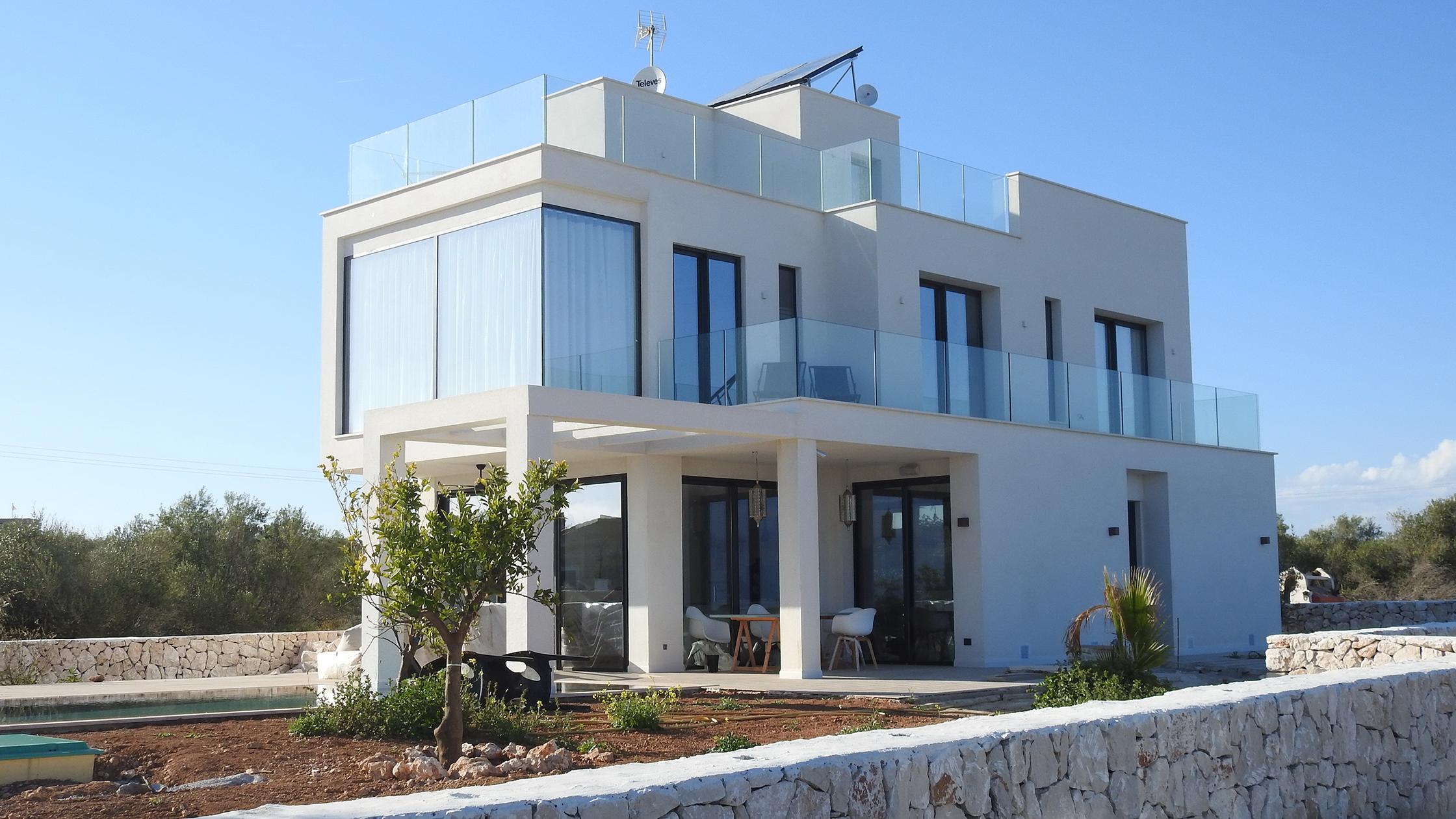 Empresa constructora en Málaga. Construcción y edificación de viviendas